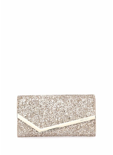 Jimmy Choo Clutch / El Çantası Pudra